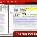 Directly Edit PDF Files for Free!