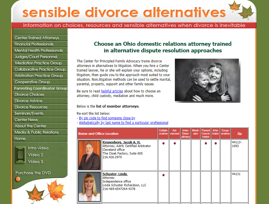 Divorce Alternatives